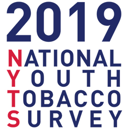 The 2019 NYTS results show disturbing rates of e-cigarette use among both middle and high school students in 2019, with more than 5 million youth reporting having used e-cigarettes in the past 30 days and nearly one million reporting daily use.  FDA collaborates with CDC on this nationally representative survey of middle and high school students that focuses exclusively on tobacco use. NYTS was designed to provide national data on long-term, intermediate, and short-term indicators key to the design, implementation, and evaluation of comprehensive tobacco prevention and control programs.